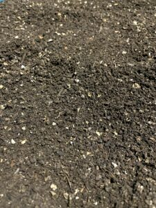 Our finely-sieved premium compost